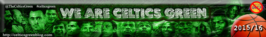 Celtics Green Forums! Home of the Greeniacs!